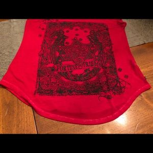Rock & Republic Tops - Rock & Republic Fortune Freedom Tee Size Large